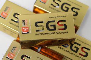 Zahnimplantat System SGS